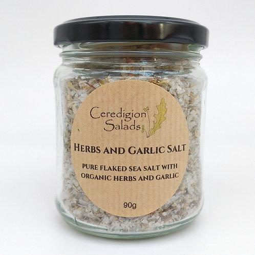 Herbs and Garlic Salt