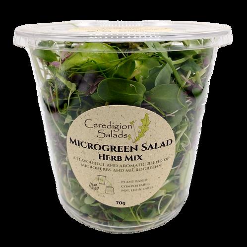 Microgreen Salad - Herb Mix