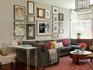 A Great Idea to Enhance Your Home Decor - A Wall Gallery