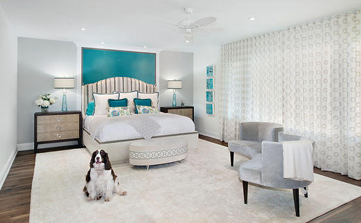 bedroom interior design florida