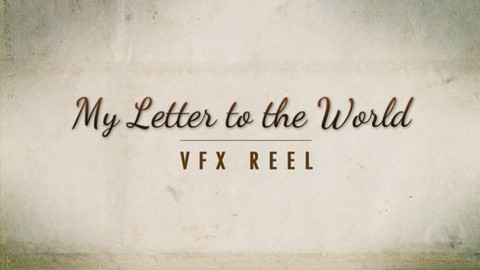 My Letter to the World