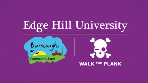 Edge Hill University / Walk the Plank
