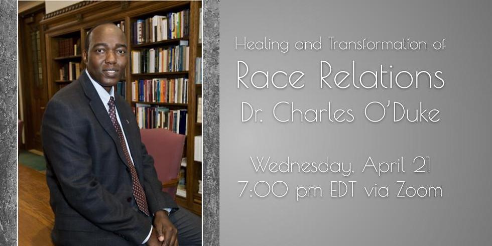 Dr. Charles Oduke