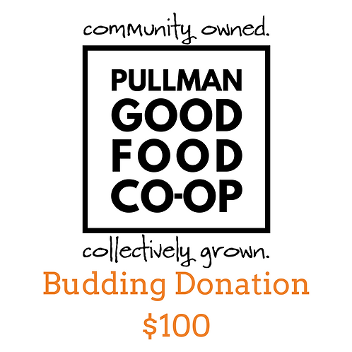 Budding Donation