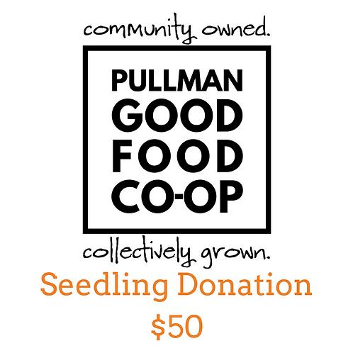 Seedling Donation