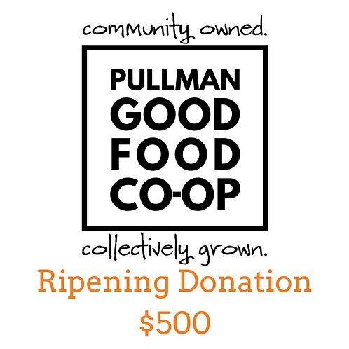 Ripening Donation