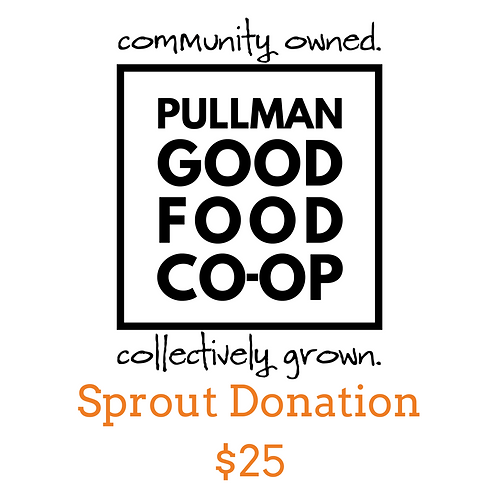 Sprout Donation