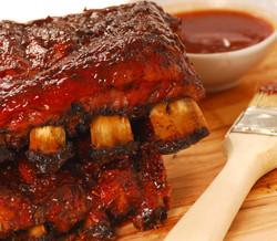 Barbecue-ribs