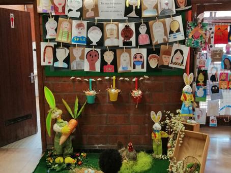 En ce Vendredi Saint, veille des vacances de Pâques...