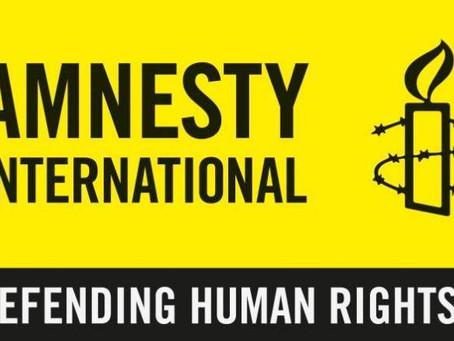Vente en ligne d'articles pour soutenir Amnesty International