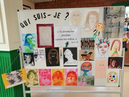 Une magnifique exposition de portraits