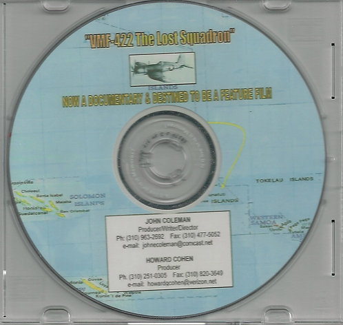 """VMF 422- the Lost Squadron"""