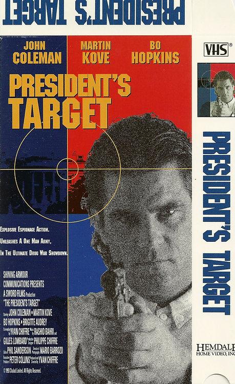 """""""President's Target"""""""