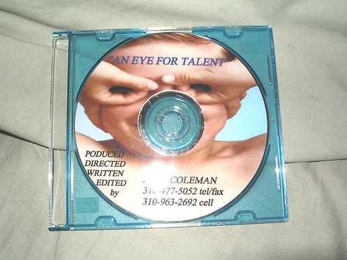 """An Eye For Talent - the Roy silver Story"""
