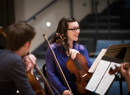 心のカウンセリング付バイオリン教室の誕生