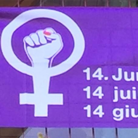 Gleichberechtigung Frauen und Männer