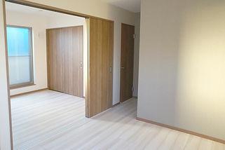 バリアフリーの部屋