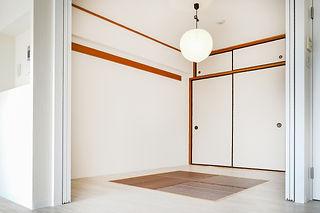 襖のある部屋