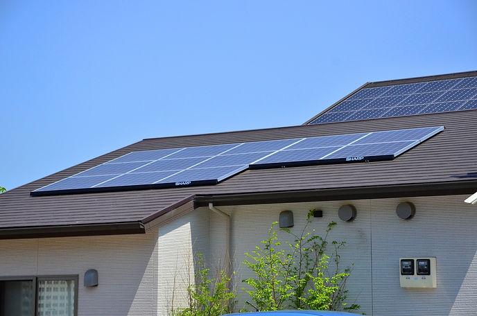 太陽光発電ソーラーシステム