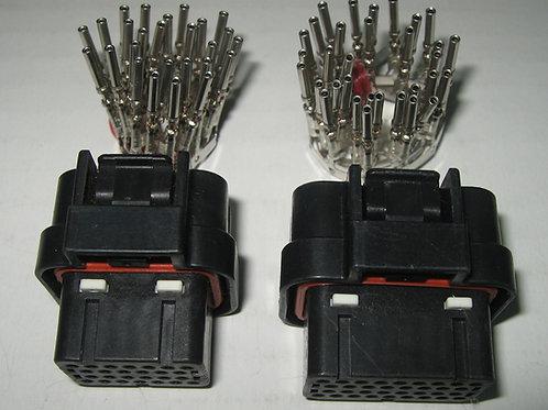 Haltech Elite ECU connector - 1000, 1500, 2000, 2500
