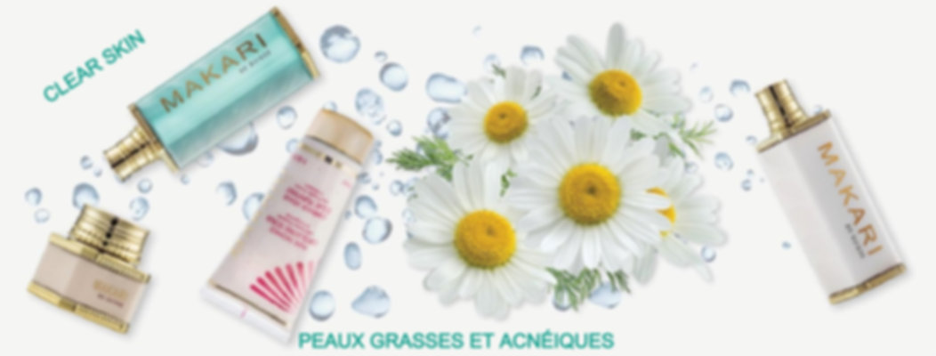 Gamme Makari de suisse Clar Skin nettoyante