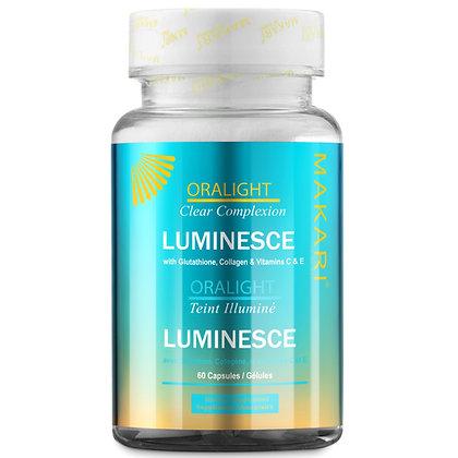Gellues compliments alimentaire ORALIGHT Clarifiant Illuminant 60 Capsules.