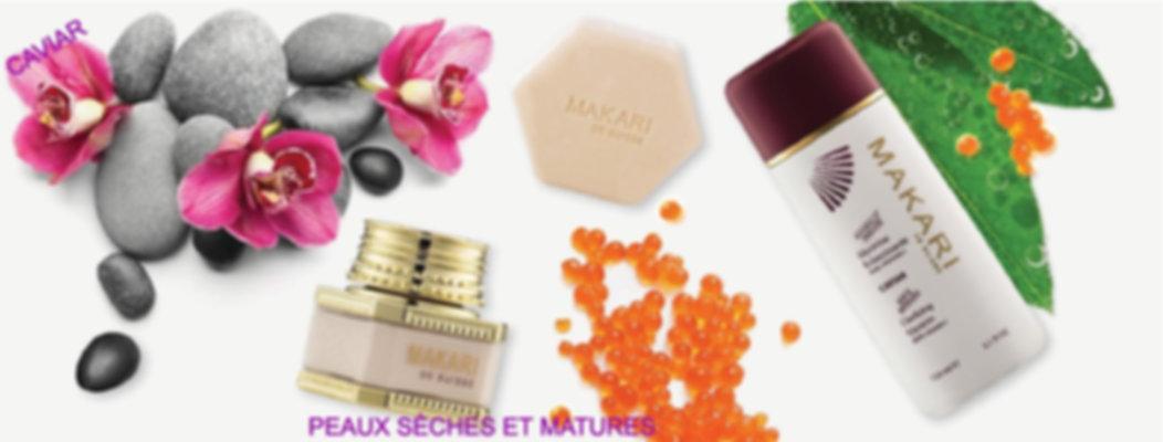 Gamme Makari de suisse Caviar Clarifiante