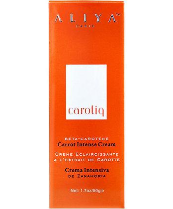 Crème  Unifiant, Clarifiant, Tonifia à l'extrait de carotte pour le visage .50 g