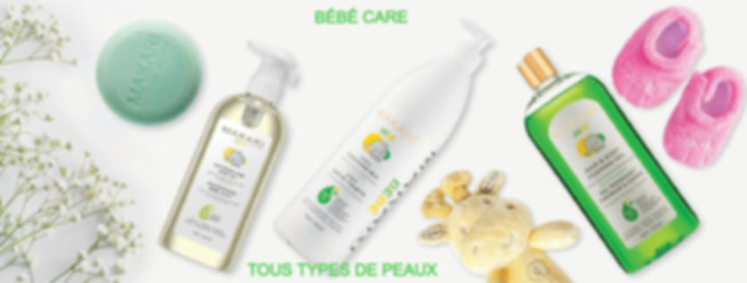 Gamme Makari de suisse Bébé care Hydratante