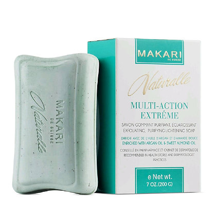 SAVON  MULTI-ACTION NATURAL EXTREME MAKARI