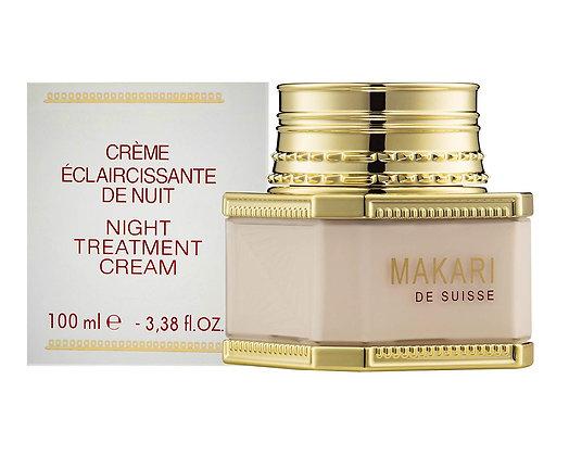 Crème de Nuit Réparatrice, hydratante, Unifiant, Clarifi pour le visage 100 ML .