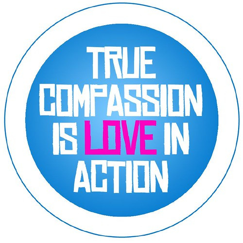 True Compassion is LOVE inAction