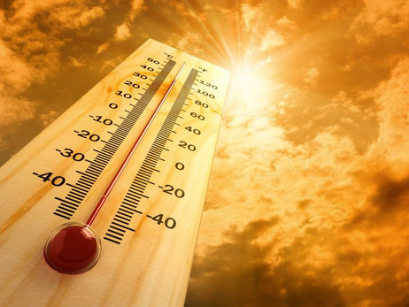 Be Aware of Extreme Heat Today
