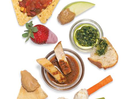 Elige las comidas nutritivas de regreso a la escuela