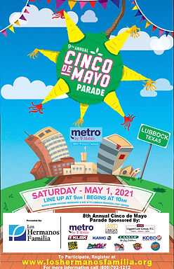 Final Cinco de Mayo Poster 2021 with Spo