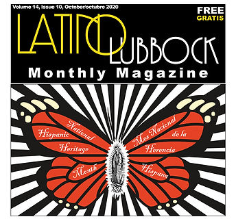 Latino Lubbock  Vol 14 issue 10 October.