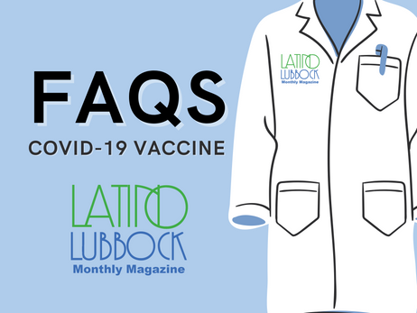 FAQS About COVID-19 VACCINE & CLINICAL TRIALS PARTICIPATION