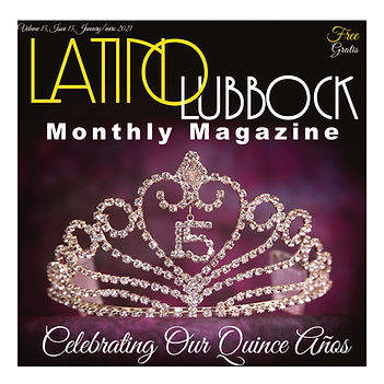 Latino Lubbock  Vol 15 issue 1 January.j