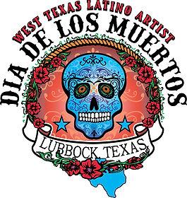 West Texas Latino Artist Logo Lubbock.jp