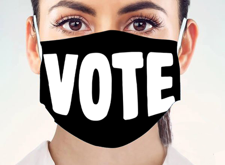 FEDERAL COURT IN TEXAS REQUIRES ALL VOTERS AND POLL WORKERS TO WEAR MASKS AT THE POLLS