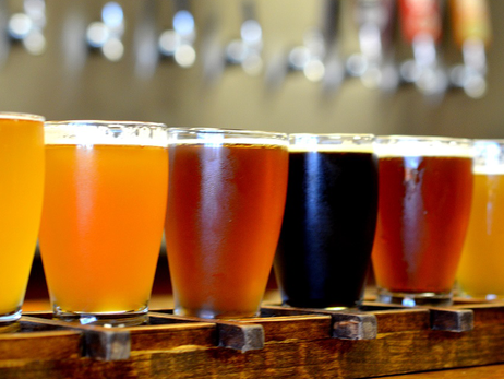 The Brewery LBK and Flippers Tavern Collaborate for International Women's Day