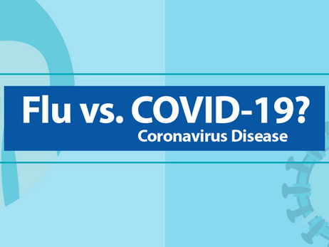 COVID-19 and influenza: simultaneously preventing two illnesses