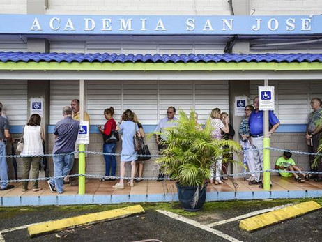 Amid Historically Low Turnout, Puerto Ricans Vote for Statehood