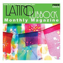 Latino Lubbock  Vol 15 issue 9 September cover.jpg