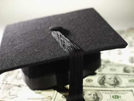 Latino parents are against children taking on student loans and debt according to MassMutual's C