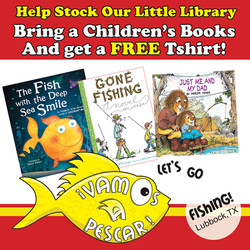 Help Stock Our Little Library