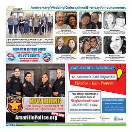 Latino Lubbock  Vol 14 issue 10 October1