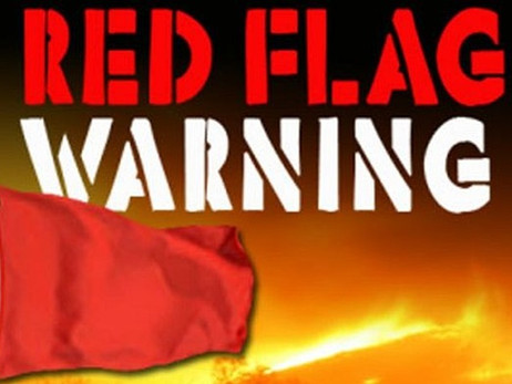 Lubbock County Issues Red Flag Warning Due to Potential Fire Activity