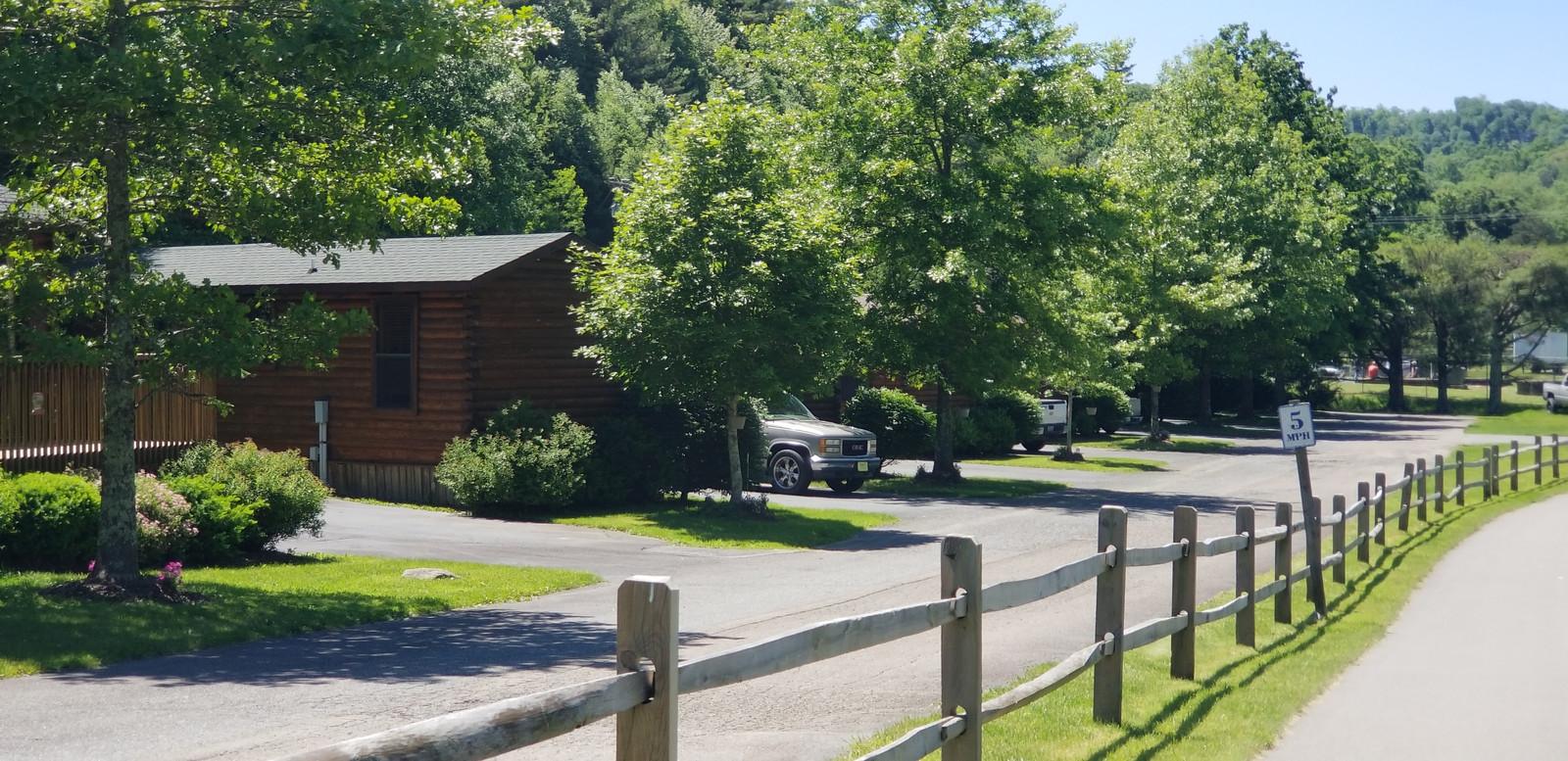 Riverside Log Cabins Blowing Rock Nc