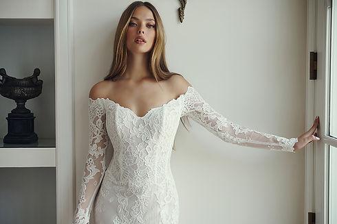 Lihi Hod Lace Bridal Dress